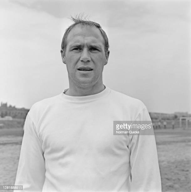 English footballer Ray Wilson of the England World Cup team, UK, July 1966.