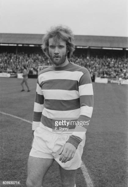 English footballer Rodney Marsh of Queens Park Rangers FC during a game 24th October 1970