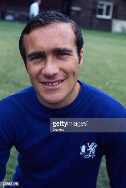 English footballer Ron 'Chopper' Harris of Chelsea FC circa 1970
