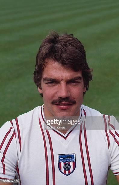 English footballer Sam Allardyce of Sunderland AFC circa 1980