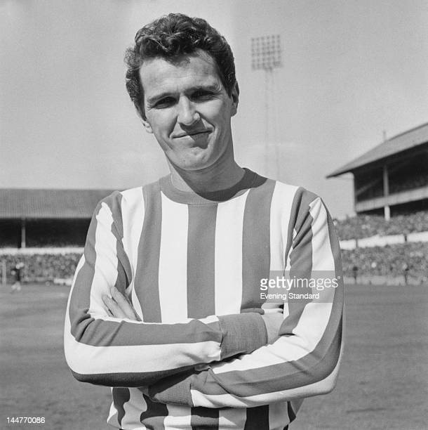 English footballer Terry Paine of Southampton FC 11th April 1968