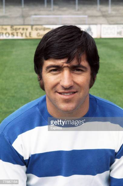 English footballer Terry Venables of Queens Park Rangers FC circa 1970