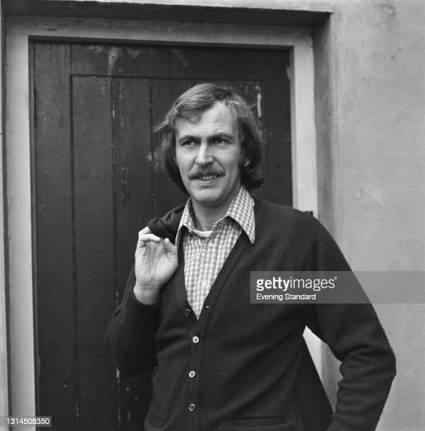 English footballer Tommy Baldwin of Chelsea FC, UK, 1st February 1974.