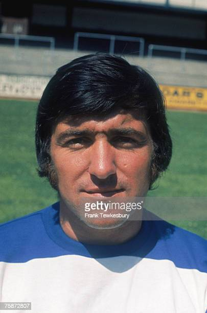 English footballerTerry Venables of Queens Park Rangers FC 1971