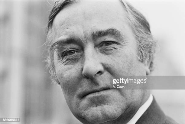 English former cricketer and Sunday Express sports writer Denis Compton 30th November 1970