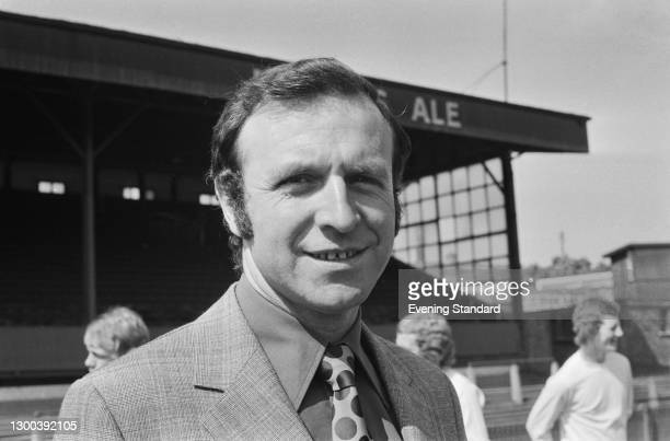 English former footballer Jimmy Armfield , manager of Bolton Wanderers FC, UK, 7th August 1972.