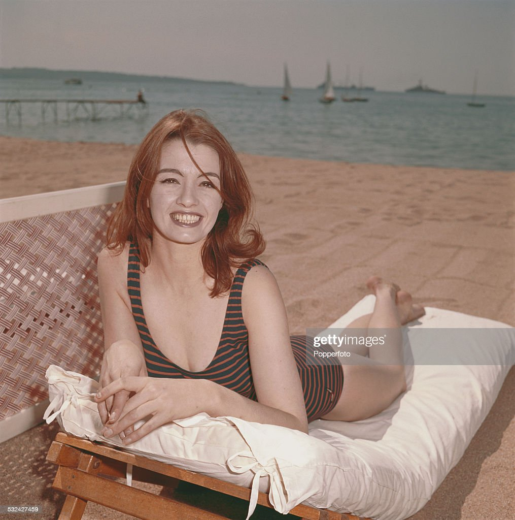 Christine Keeler In Cannes : News Photo