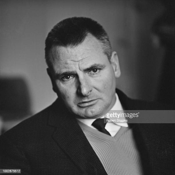 English former professional footballer and manager of Crystal Palace FC, Dick Graham pictured on 5th March 1965.