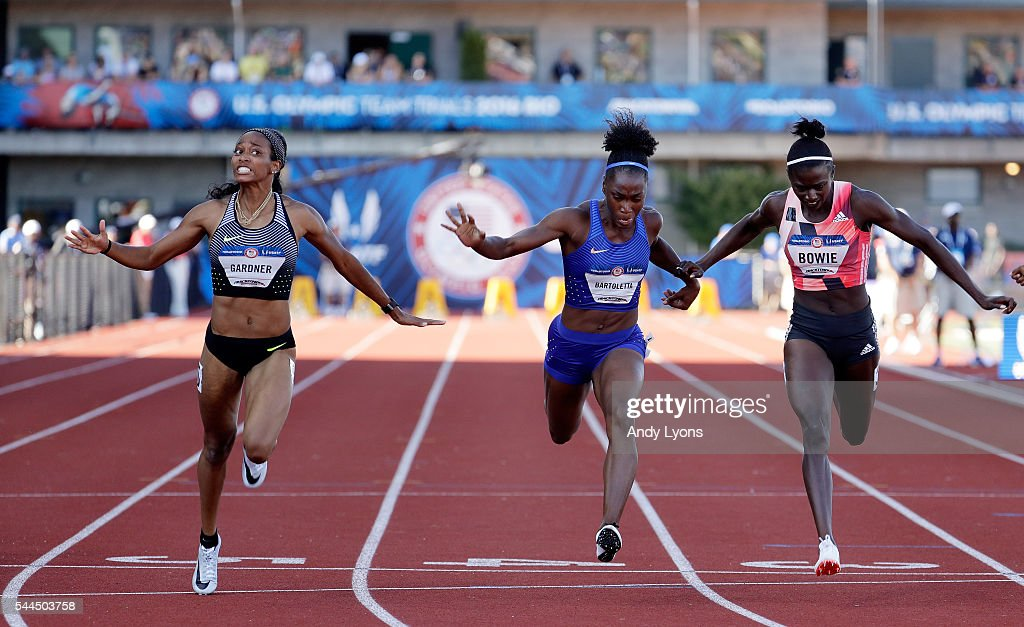2016 U.S. Olympic Track & Field Team Trials - Day 3 : News Photo
