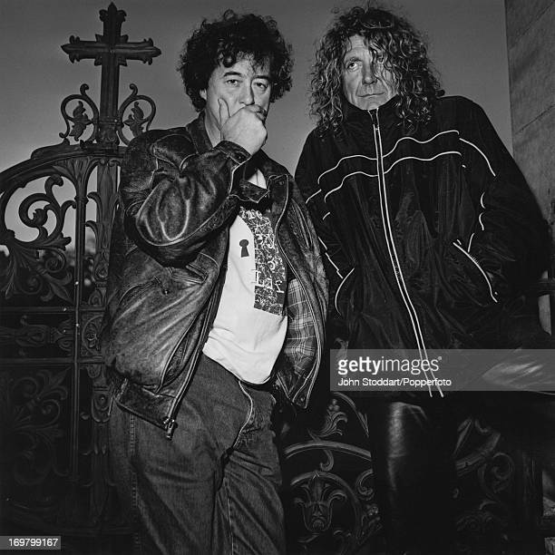 Robert Plant Stock Photos And Pictures Getty Images