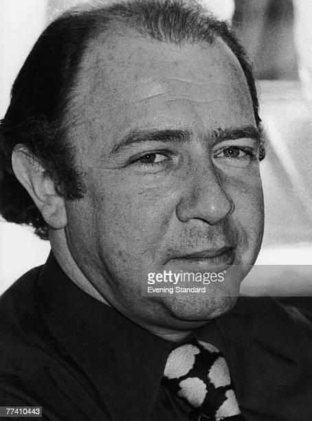 English humourist magazine editor broadcaster and writer Alan Coren 28th March 1977
