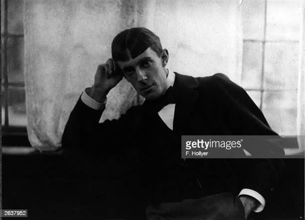 English illustrator Aubrey Vincent Beardsley