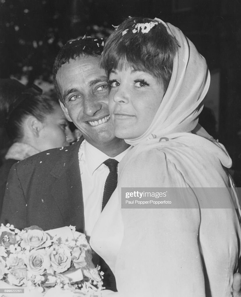 Wedding Of Annie Ross And Sean Lynch : News Photo