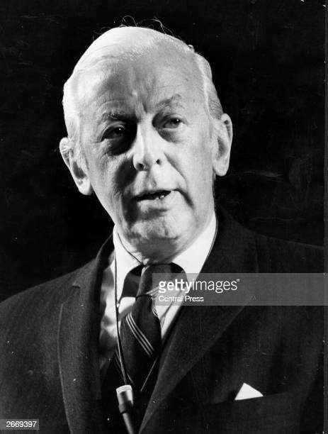 English journalist and broadcaster Alistair Cooke