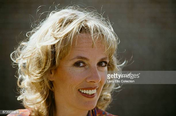 English journalist and television presenter Esther Rantzen circa 1985