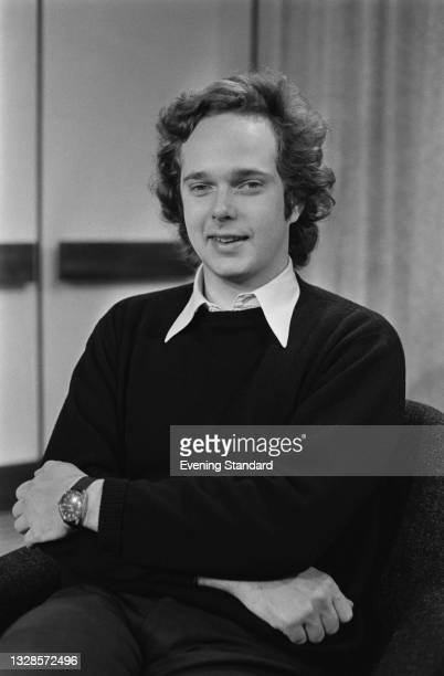 English jurist and politician Peter Mond, 4th Baron Melchett , UK, 4th November 1974. The previous month he had been made a Lord-in-waiting by Labour...