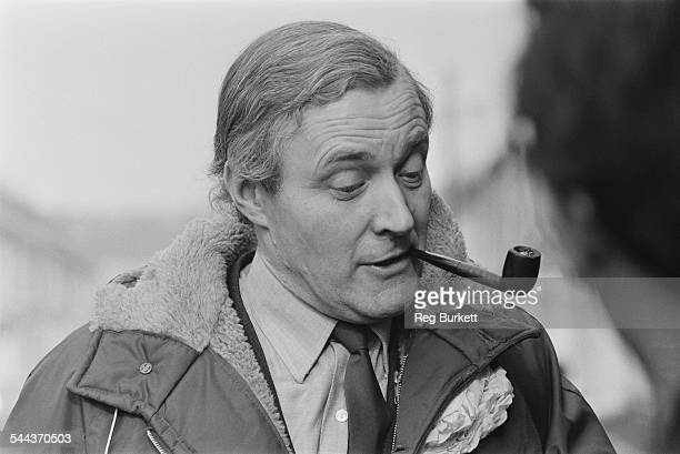 English Labour MP Tony Benn campaigning in his Bristol South East constituency in the runup to the UK general election 22nd February 1974