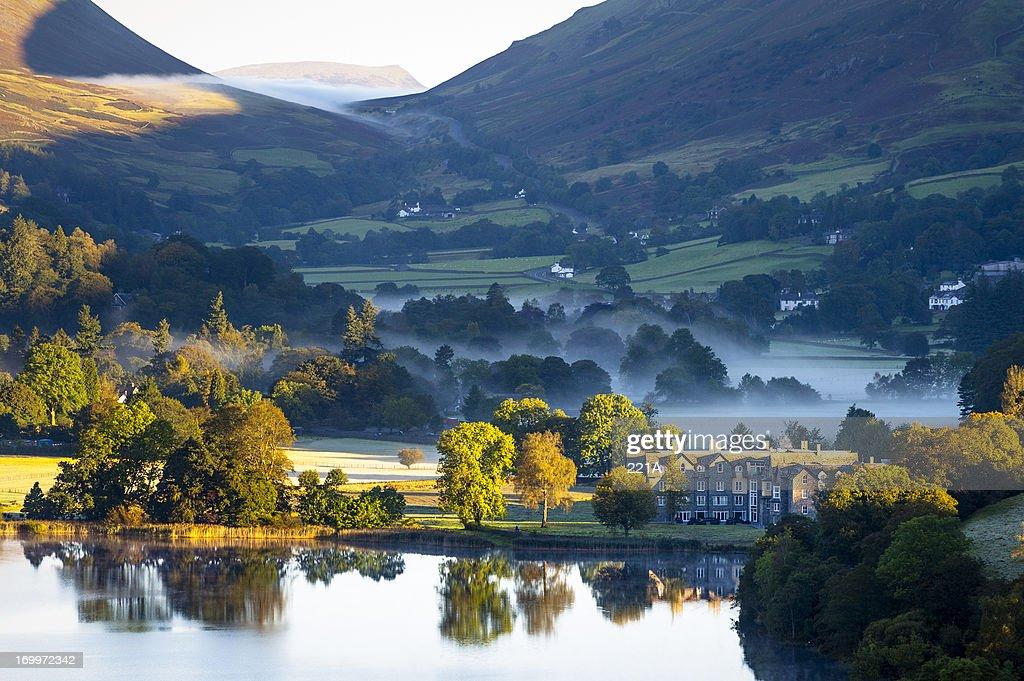 English Lake District: Grasmere sunrise : Stockfoto