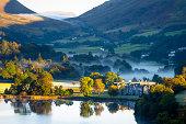 English Lake District: Grasmere sunrise
