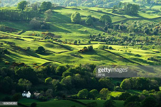 english lake district - england stock pictures, royalty-free photos & images
