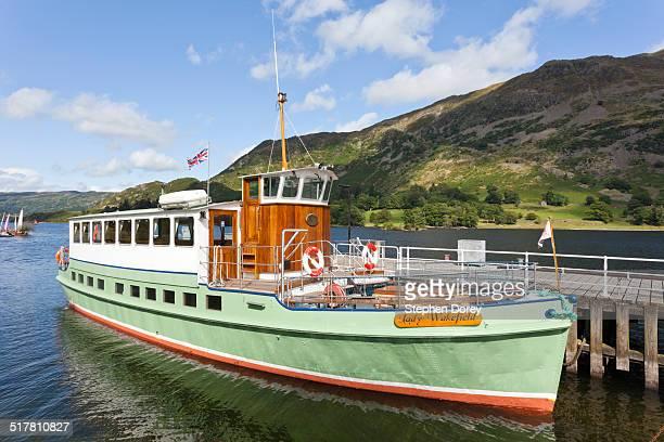 English Lake District - Ullswater Steamers UK