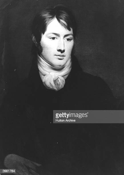 English landscape painter and Royal Academician John Constable . Original Artwork: From a portrait by Ramsay Richard Reinagle in the National...
