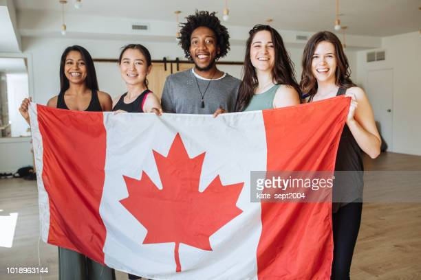 english language school - canada imagens e fotografias de stock