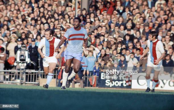 English League Division One match at Selhurst Park Crystal Palace 0 v West Ham United 3 West Ham's Clyde Best 30th October 1971