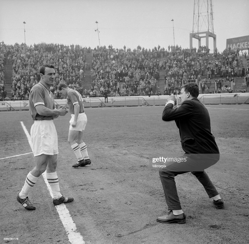 English League Division One match at Stamford Bridge. Chelsea 4 v ...