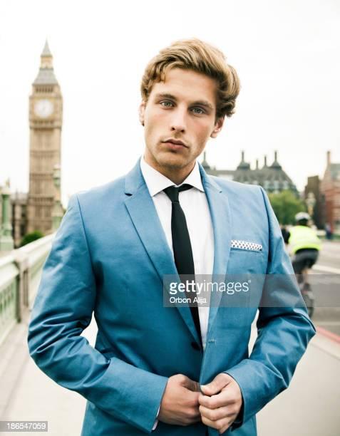 English Mann in London