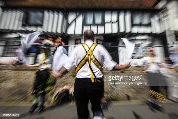 English Morris Dancers