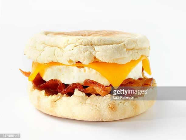 Muffin Breakfast Sandwich