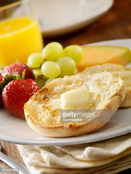 english muffins - margarine stock pictures, royalty-free photos & images