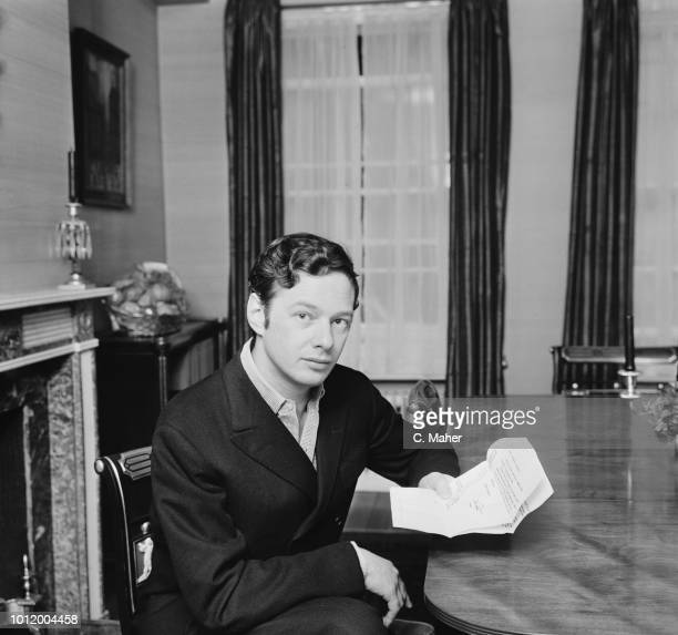 English music entrepreneur Brian Epstein , manager of The Beatles, UK, 10th July 1966.