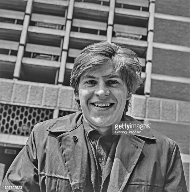 English musician Alan Price, former keyboardist for British rock band The Animals, UK, 22nd May 1965.
