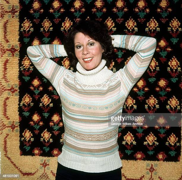 English musician and actress Helen Shapiro London England 1967