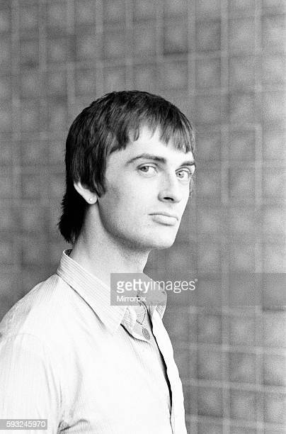 English musician and composer Mike Oldfield