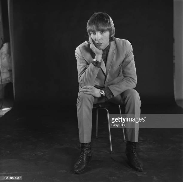 English musician Billy Kinsley lead singer of beat band the Merseybeats 7th December 1965