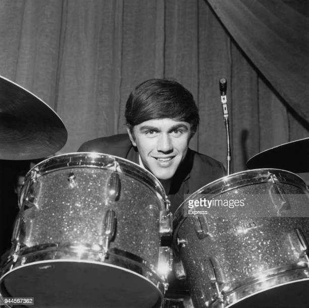 English musician Dave Clark of The Dave Clark Five 6th April 1964
