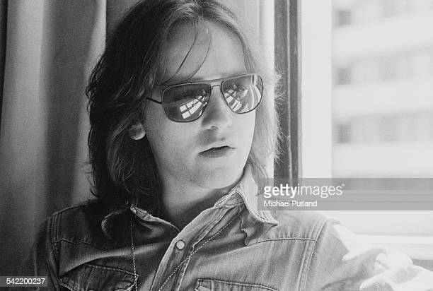English musician Eric Stewart of rock band 10cc 19th June 1975