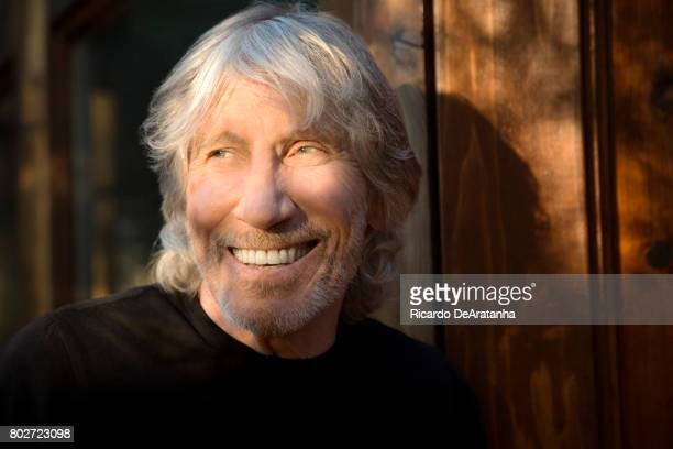 English musician Roger Waters cofounder of Pink Floyd is photographed for Los Angeles Times on June 19 2017 in Los Angeles California PUBLISHED IMAGE...