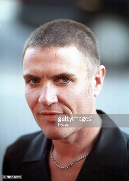 English musician singersongwriter and lyricist Simon Le Bon of Duran Duran attends the Apollo 13 Beverly Hills Premiere at the Academy Theatre in...