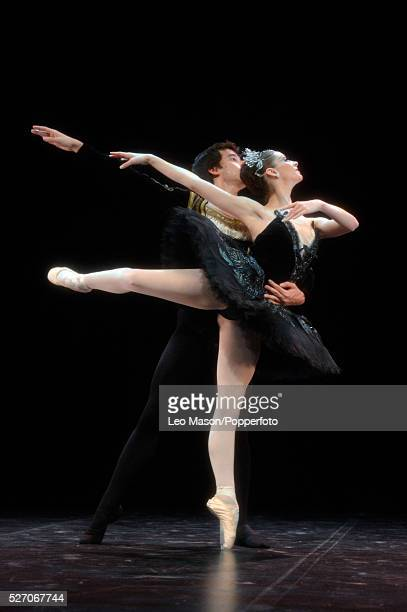 English National Ballet Fourth Annual Emerging Dancers Competition Final Queen Elizabeth Hall Southbank Centre London UK Laurretta Summerscales GBR...