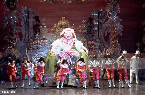 English National Ballet Production of The Nutcracker
