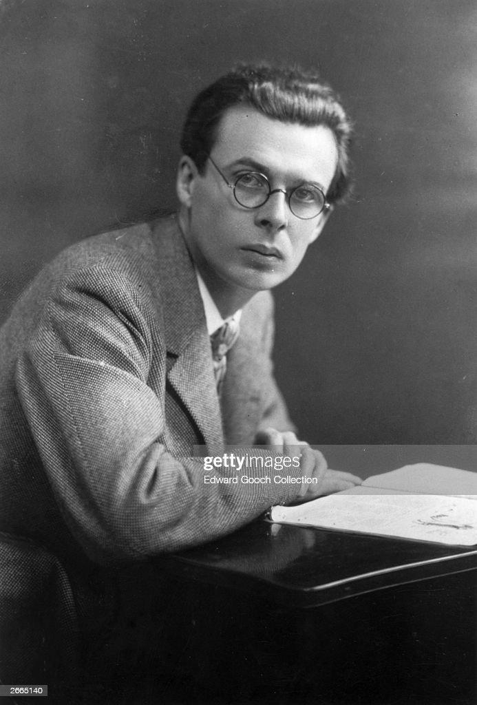 Aldous Huxley : News Photo