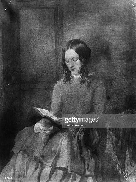 English novelist and writer Charlotte Bronte Her novel 'Vilette' is based on her experiences as a teacher in Brussels where she fell in love with a...