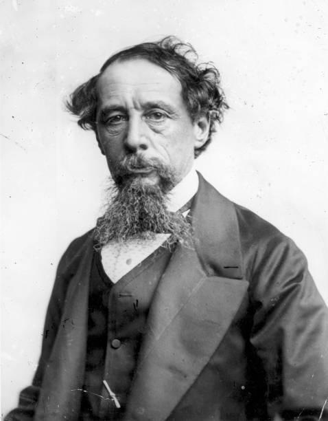 English novelist Charles Dickens .
