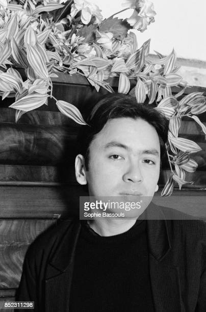 """English novelist Kazuo Ishiguro receives Britain's greatest literary award, the Booker Prize, for his 1993 novel """"The Remains of the Day."""" He was..."""
