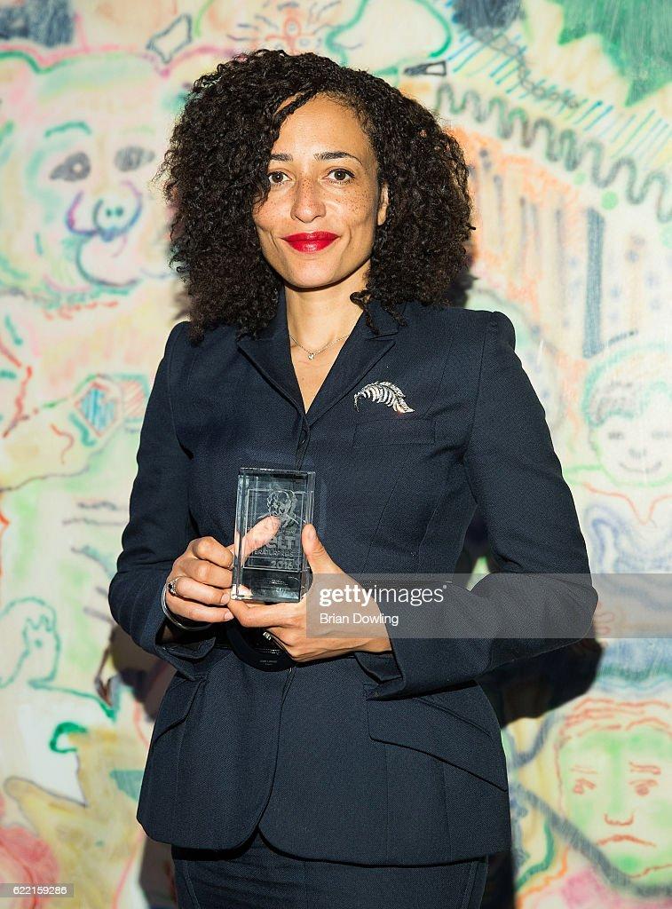 Zadie Smith Receives WELT-Literaturpreis 2016 In Berlin