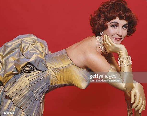 English opera singer Lesley Garrett 1992